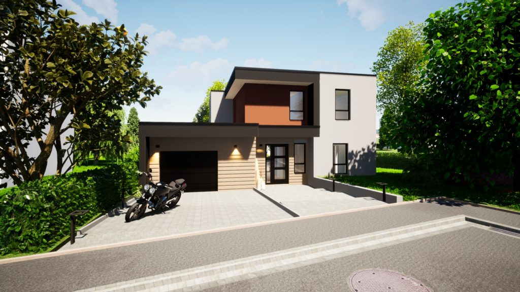 Maison toit terrasse, un certain art de vivre